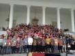 Jokowi: Milenial akan Merasakan Indonesia 4 Besar Dunia