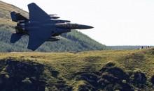 Jet Tempur AS Jatuh di Jepang, Pilot Berhasil Diselamatkan