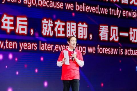 <i>Single Day</i>, Transaksi <i>e-Commerce</i> Alibaba Capai Rp446 Triliun