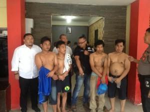 Empat Tahanan Rutan Makassar Kedapatan Transaksi Sabu