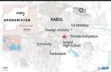 Ledakan Besar Guncang Kabul, Sejumlah Orang Tewas