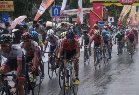 Hasil Akhir Tour de Singkarak 2018
