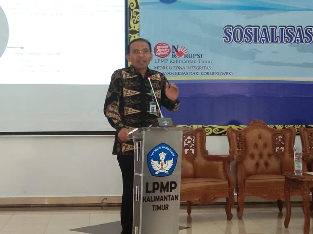 Direktur Pembinaan Sekolah Dasar (PSD), Kemendikbud, Khamim, Humas Kemendikbud.