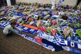 Kematian Presiden Leicester City Dijadikan Ladang Bisnis