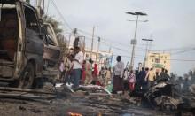 Tiga Bom Mobil Meledak, 52 Warga Somalia Tewas
