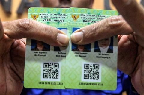 Kementerian Agama Luncurkan Kartu Nikah