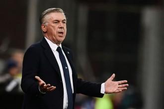 Ancelotti Komentari Perilaku Suporter Sepak Bola Italia