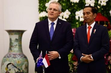 PM Australia akan Jelaskan Pemindahan Kedubes kepada Jokowi