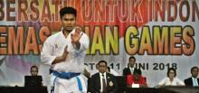 Atlet Karate Sulsel Perkuat Timnas Hadapi Kejuaraan di Shanghai