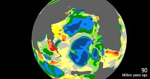 Bongkahan Benua Tua Ditemukan di Bawah Antartika