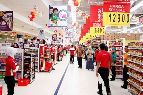 Faktor Penentu Pendirian Gerai Retail