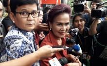Miranda Goeltom Ditanya Soal Pengembangan Korupsi Century