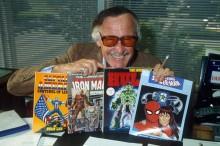 Stan Lee Getol Sisipkan Pesan Anti-Rasisme dalam Komik Marvel