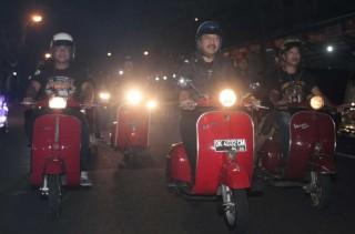 Dewata Scooter Club, 23 Tahun Semangati Generasi Milenial