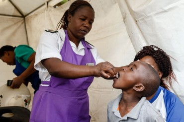 Kolera Mewabah di Nigeria, 175 Orang Tewas