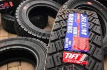 RG4, Ban Balap Reli Hasil Riset RFT Motorsport