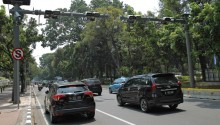 Uji Coba Sistem Jalan Berbayar Ditunda