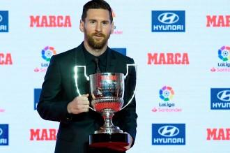 Messi Raih Dua Penghargaan Prestisius dari La Liga