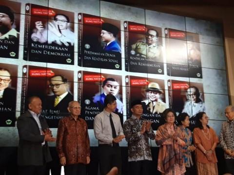 10 Buku Berisi Karya Tulis Bung Hatta Diterbitkan