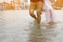 Banjir Kepung Palembang