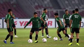Tiket <i>Offline</i> Indonesia vs Timor Leste Masih Sepi Peminat