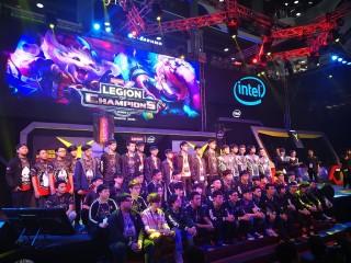 Lenovo Buka Seleksi Legion of Champions Seri III
