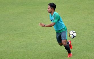 Susunan Pemain Indonesia vs Timor Leste: Andik Starter