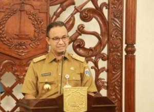 Anies Balas Kritik Ketua DPRD DKI