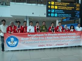 Pelajar Indonesia Sabet Lima Medali di Beijing