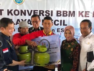 Pemerintah Bagikan 200 Konverter Kit di Tuban