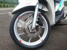 Proses Kerja ABS di Sepeda Motor