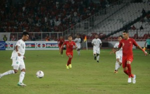 Piala AFF 2018: Statistik Indonesia vs Timor Leste