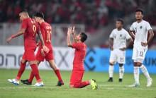 Klasemen Sementara Grup B Piala AFF 2018