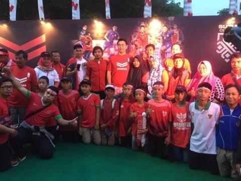 Dari Nobar Hingga Beasiswa, Yanmar Dukung Penuh Sepak Bola Indonesia