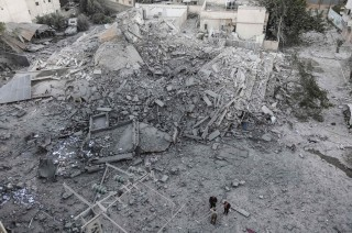 DK PBB Bahas Kekerasan di Gaza