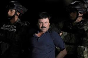 Operasi Kartel Sinaloa Tak Terganggu Sidang El Chapo