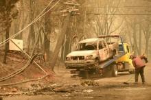 Korban Kebakaran California 50 Orang, Kemungkinan Bertambah