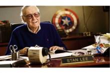 Sebelum Meninggal, Stan Lee Bikin Karakter Baru Bersama Anaknya