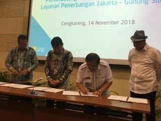 Garuda Indonesia Buka Rute Jakarta-Nias