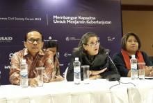 Jumlah LSM di Indonesia Terus Bertambah Setiap Tahun