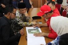 Ridwan Kamil Bakal Renovasi Alun-alun Kejaksaan Cirebon