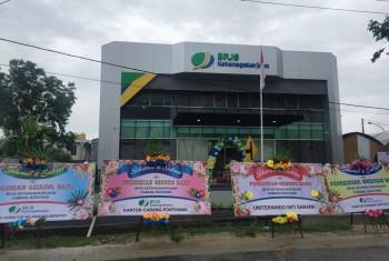 Tingkatkan Pelayanan, BPJS Ketenagakerjaan Resmikan Kantor Cabang di Bontang