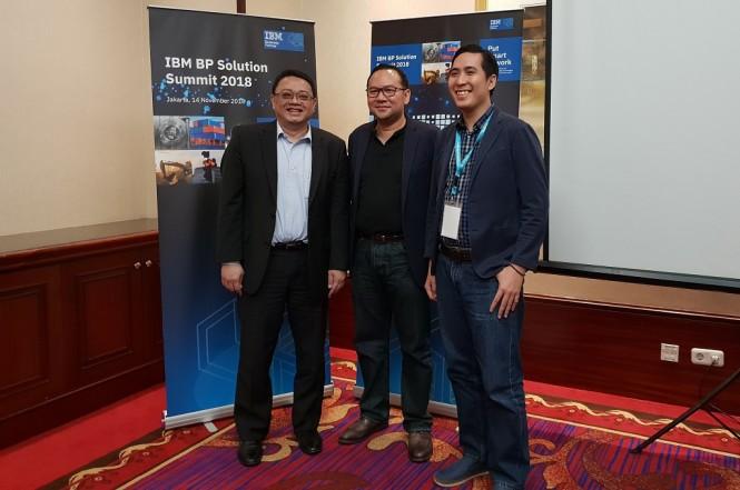 IBM bersama mitra menyatakan dukungan untuk transformasi digital perusahaan di Indonesia.