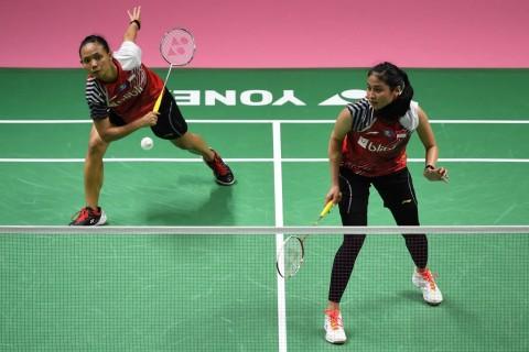 Menangi Rubber Game, Della/Rizki ke Babak Kedua Hong Kong Open