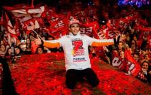 Marquez Incar Poin Sempurna di MotoGP Valencia