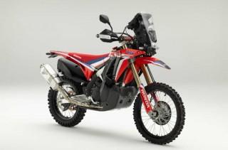 Inikah Jagoan Baru Honda untuk Dakar Rally 2019?