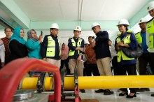 PGN Bangun Jaringan Gas Rumah Tangga di Tarakan