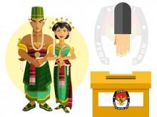 DPT Pemilu di Sleman Diikuti 773.875 Orang
