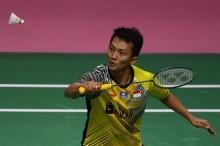 Langkah Ihsan Terhenti di Babak Pertama Hong Kong Open