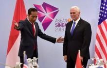 Jokowi Sebut Indonesia-AS Bisa Saling Melengkapi